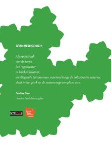 Wonderwoods Expositie Stadskantoor Utrecht (maak Utrecht groener)