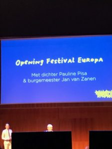 Opening Festival Europa Tivoli Vredenburg